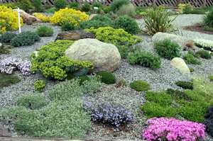 Merveilleux Gravel Garden. See More In Our Photo Gallery.